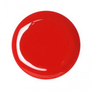 Piros színes zselé